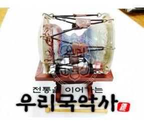 장식용장구(도자기)